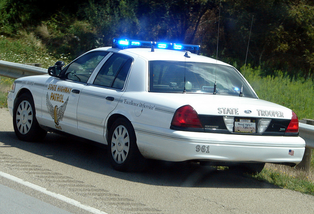 impaired driving statistics from Ohio State highway Patrol