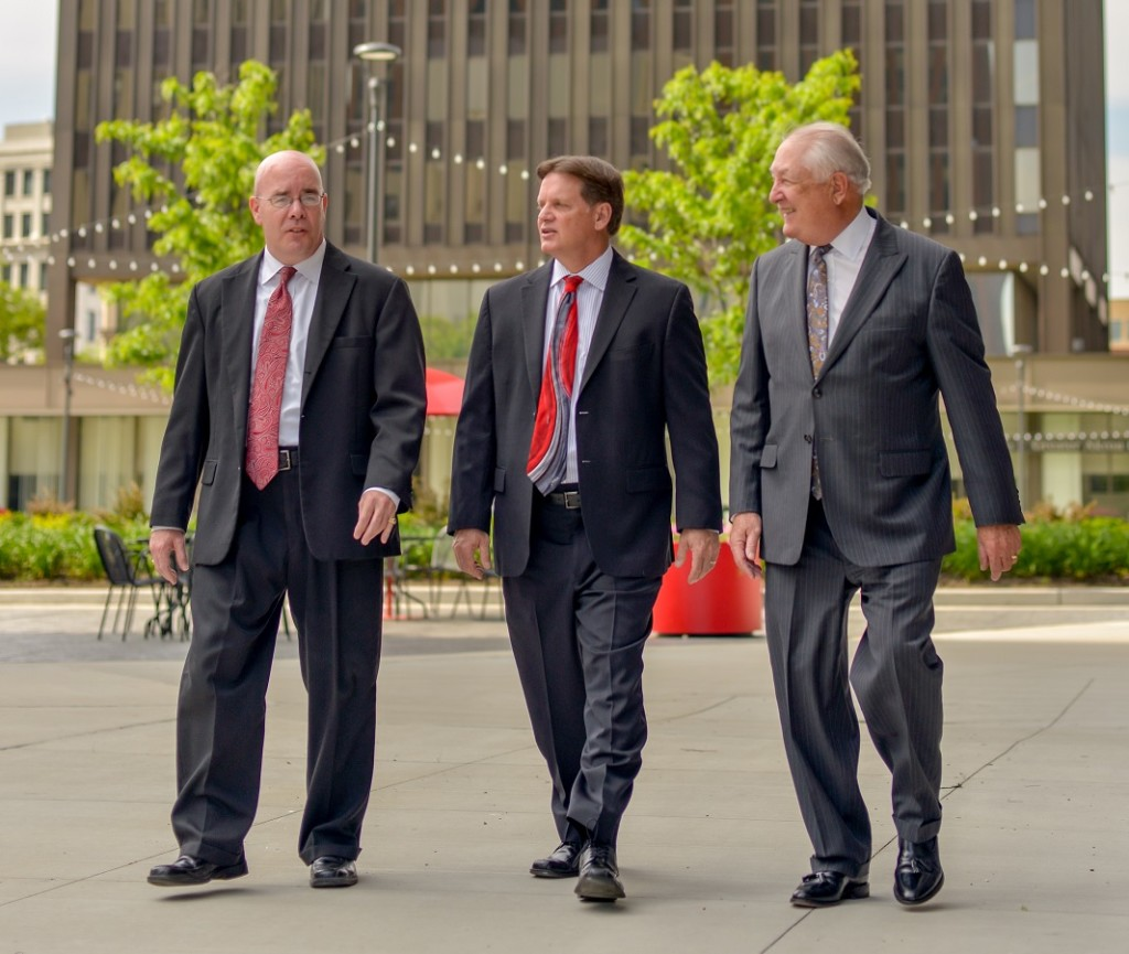 Northeast Ohio Divorce Attorneys Jeff Hawkins, Rick Zurz and Jim Slater