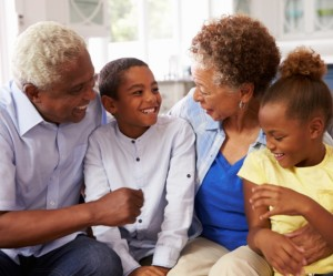 Keeping grandchildren from their grandparents